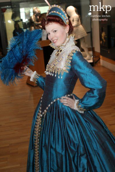 1e368f5105 Julia Renaissance Costumes. Matthew Kitchen Photography. The Tudor fashion  show. The show was presented in the amazing Tournament Gallery at the Royal  ...