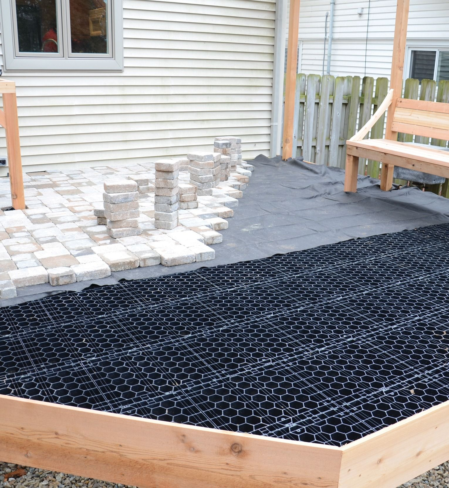 12 X 24 Attached Deck With Wide Stairway Material List At Menards