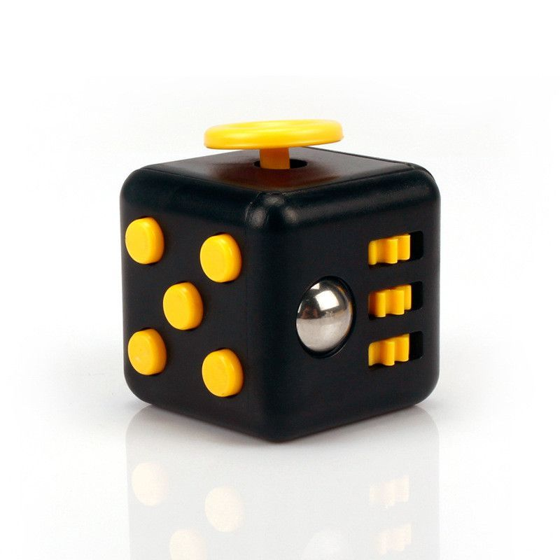 The new anti anxiety stress cube fid spinner fid cube toy