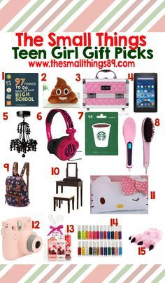 Looking for teen girl gift ideas? Look no further! Check out The ...