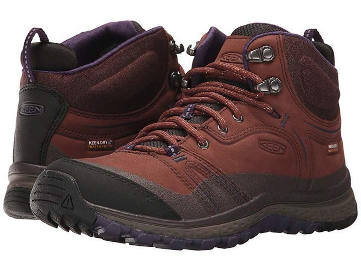 c87db9357f8 Keen Terradora Leather Mid Waterproof Women's Waterproof Boots ...