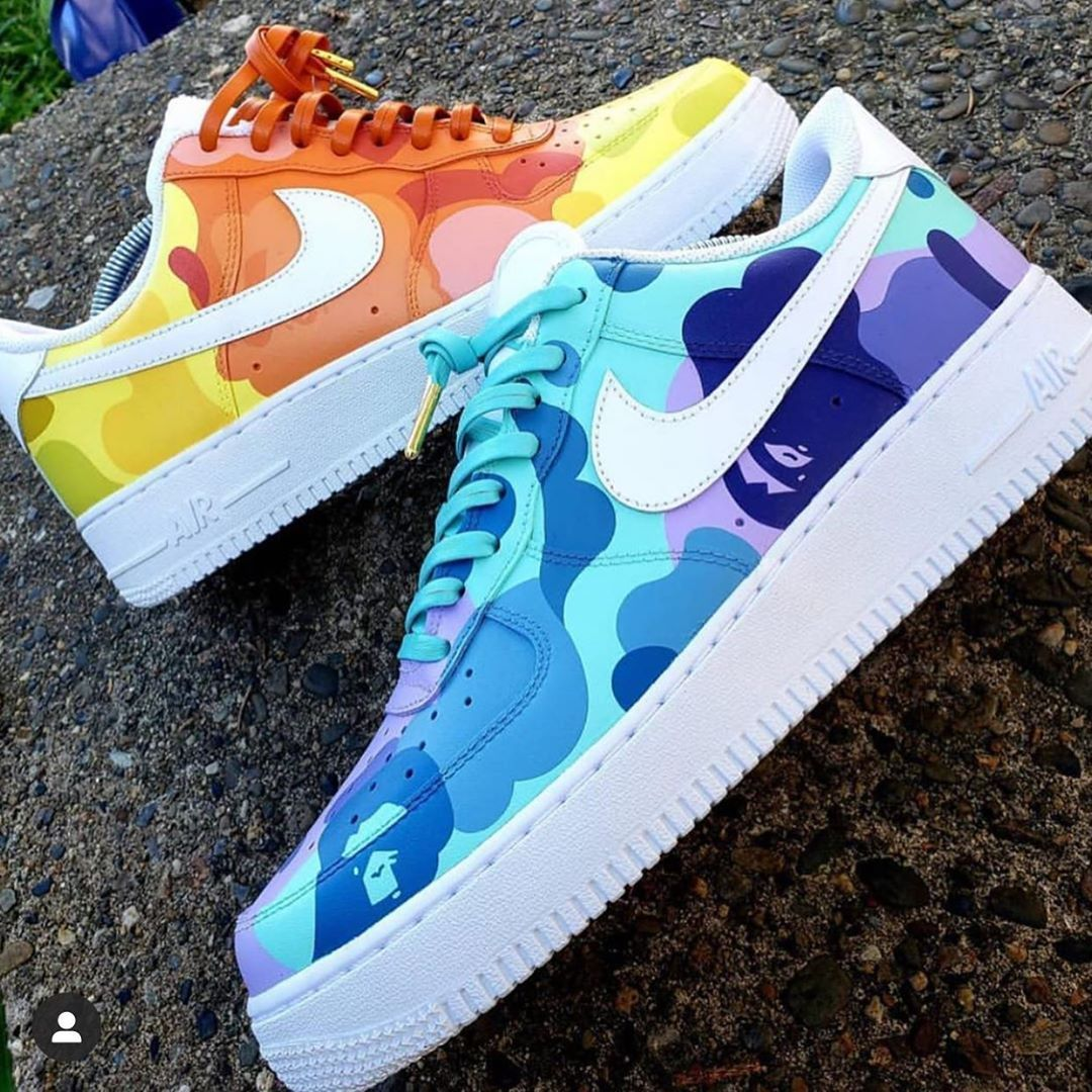 Personalized shoes, Custom nike shoes