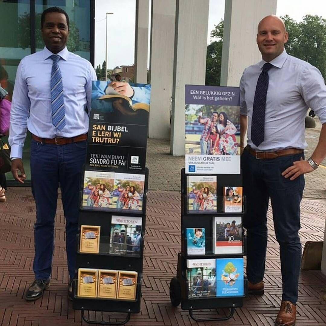 JW Public Witnessing jw_public_witnessing