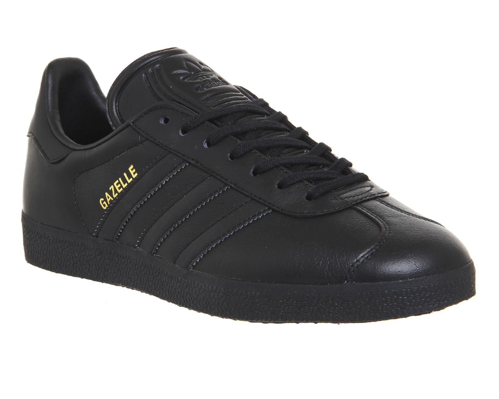 Adidas, Gazelle, Black Mono