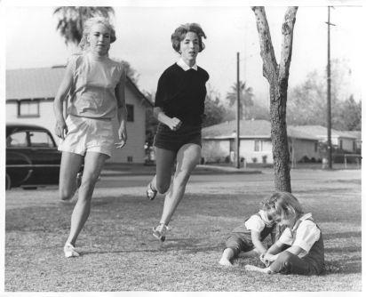 In Culver City 1963, Merry Lepper was first woman to run a marathon, via @KPCCOfframp