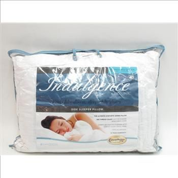 Carpenter Indulgence Isotonic Side Sleeper Pillow Purchased From