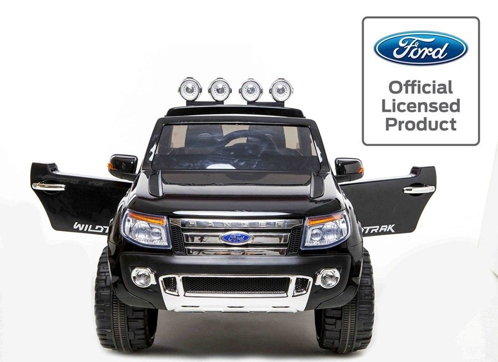 Licensed Ford Ranger 12v Kids Electric Ride On Jeep Special Black Http Www Duplay Co Uk Buy Licensed Ford Ranger 12v Kids Electric Ford Ranger Jeep Ford