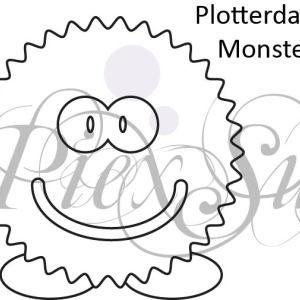 Plottdatei Monster Anzeige