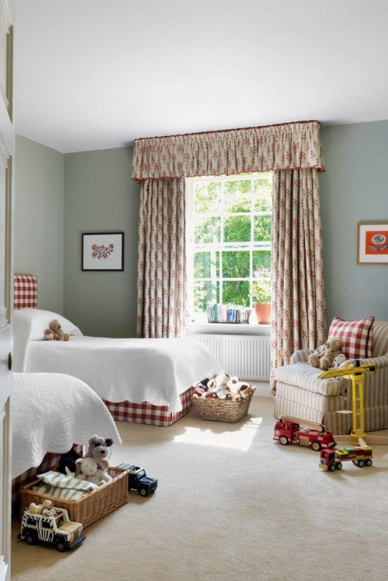 A Classic Georgian Home In The English Countryside The Glam Pad Contemporary Bedroom Design Childrens Bedrooms Bedroom Design Classic bedroom for children
