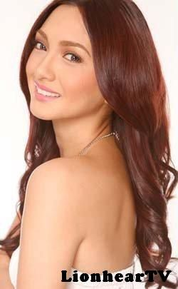 Picture Of Iya Villania Filipina Actress Long Hair Styles Glamour
