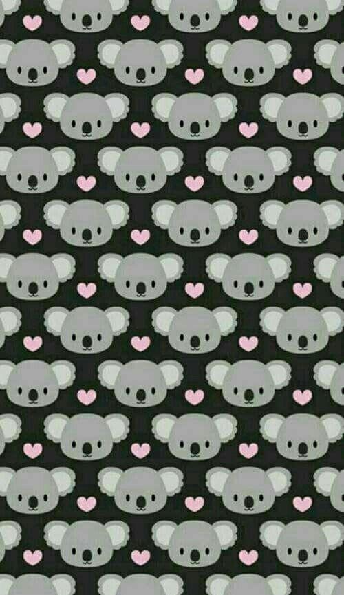 Imagen De Koala Wallpaper And Animal Wallpaper Iphone Cute Panda Wallpaper Iphone Cute Wallpapers