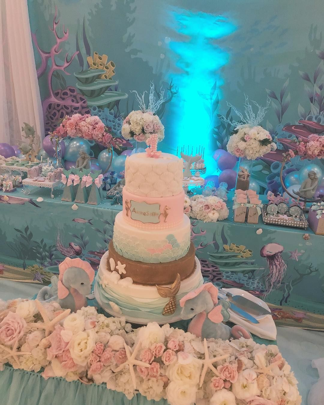 Under The Sea Quinceanera Theme Quinceanera Themes Sweet 16