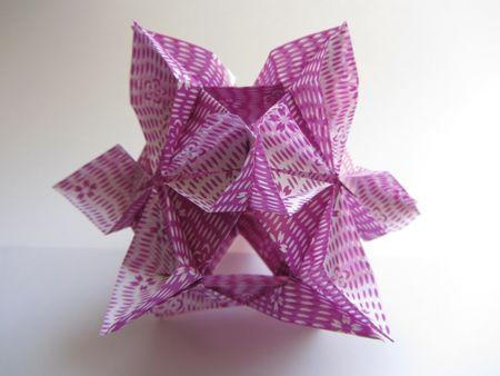 Origami instructions origami kusudama diamond flower origami origami instructions origami kusudama diamond flower mightylinksfo