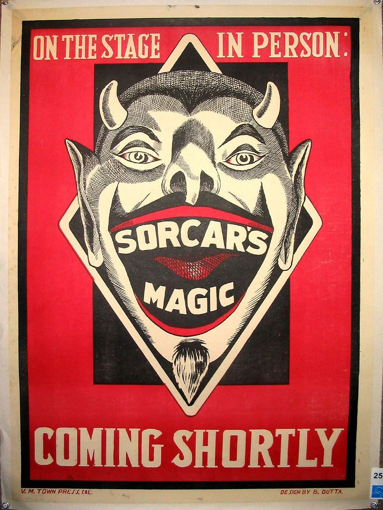 Poster design 19th century - Vintage_ads 19th Century Circus Poster