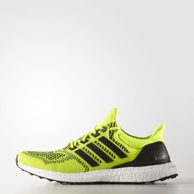 adidas Ultra Boost Shoes Yellow | adidas US | Adidas ultra