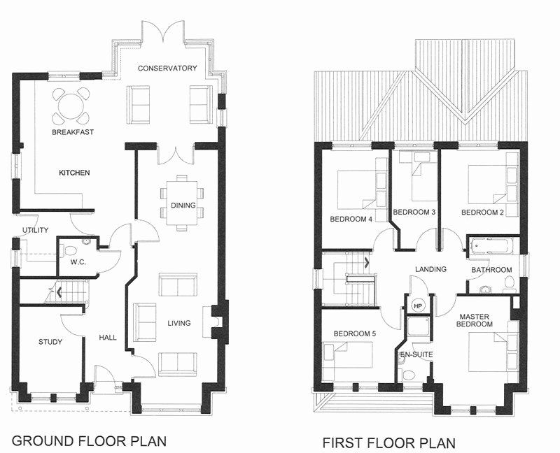 5 Br House Plans Awesome Luxury House Plans Two Story With Basement New Home Luxury House Plans Two Story House Plans House Floor Plans