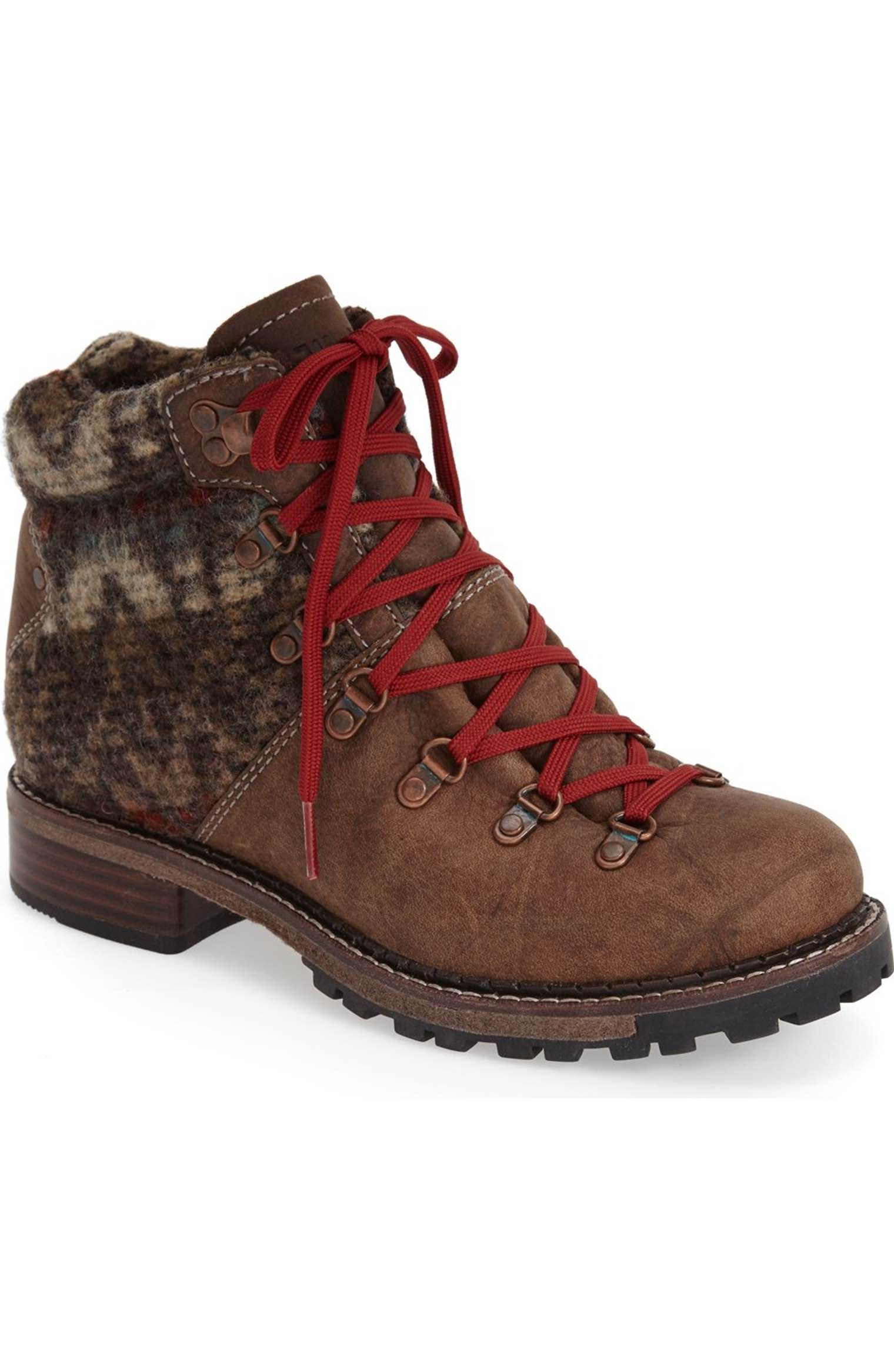 27bbaa66f7b Main Image - Woolrich 'Rockies' Hiking Boot (Women) | Winter ...