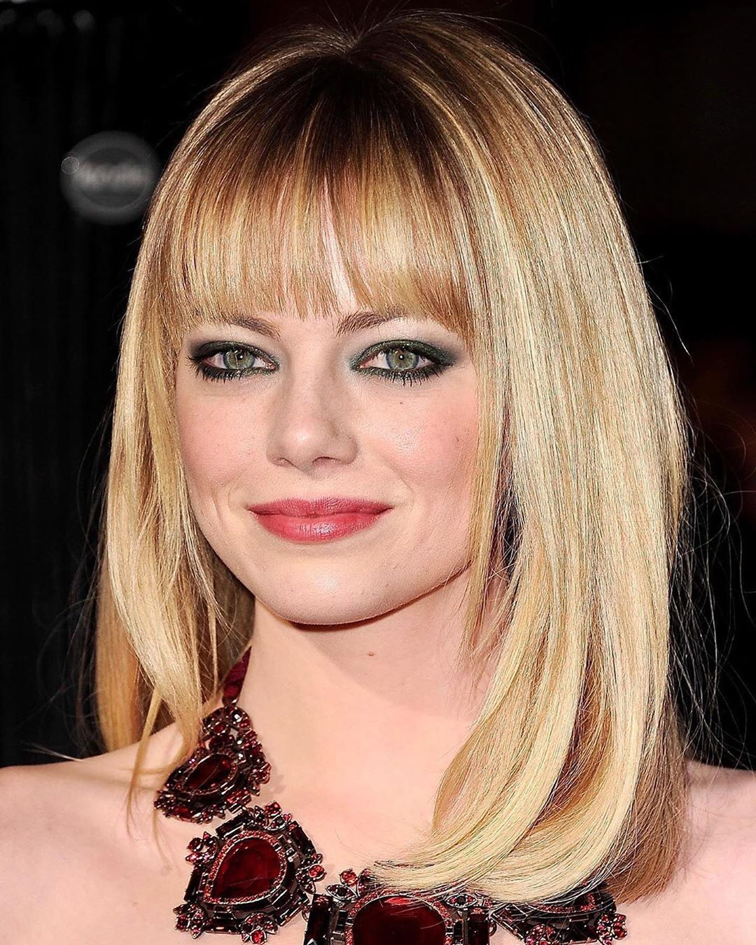 Hottest Emma Stone Photo Collection. in 9  Long bob hairstyles