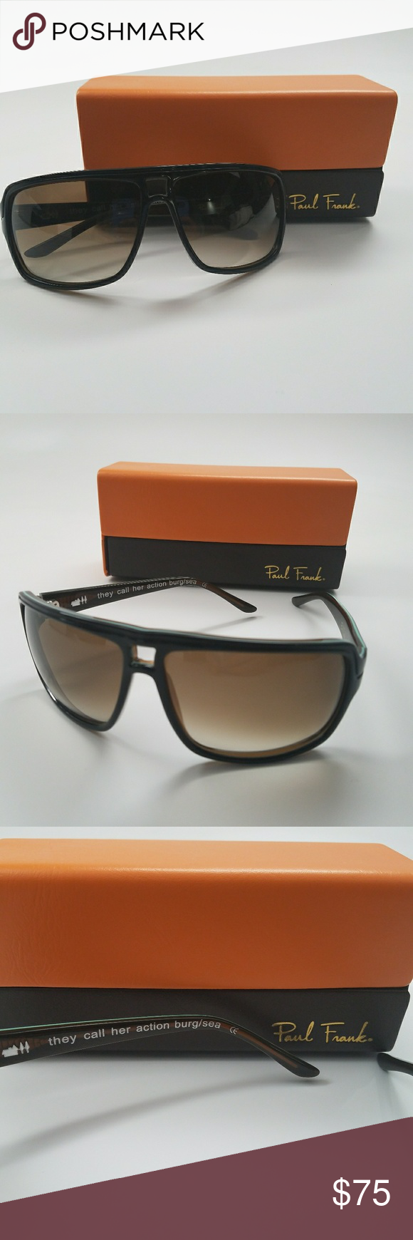 305ae28cb888 Paul Frank Sunglasses Model  they call her action burg sea. New   Complete  with box Paul Frank Accessories Glasses