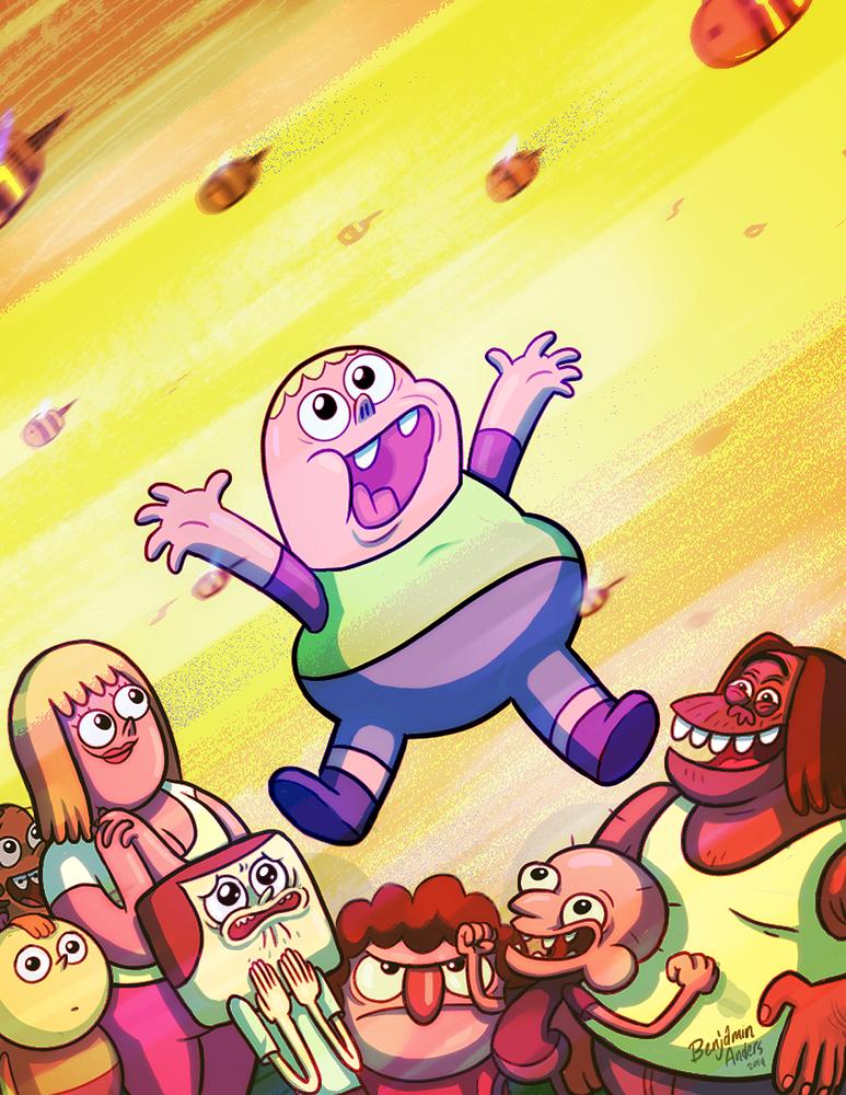 Cartoon Network Clarence Dollars
