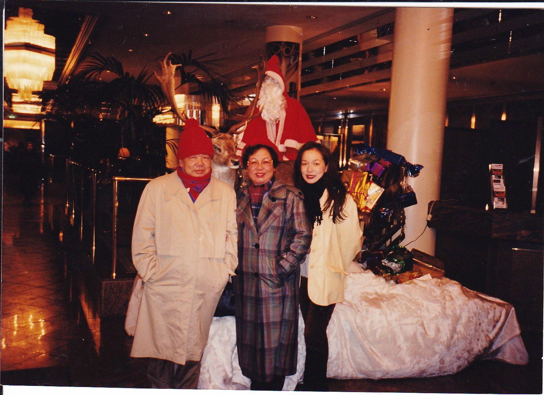 My Europe trip w/ my parents ....