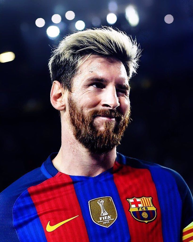 "Leo Messi messi10stats ""Lionel Messi is top scorer of both La"