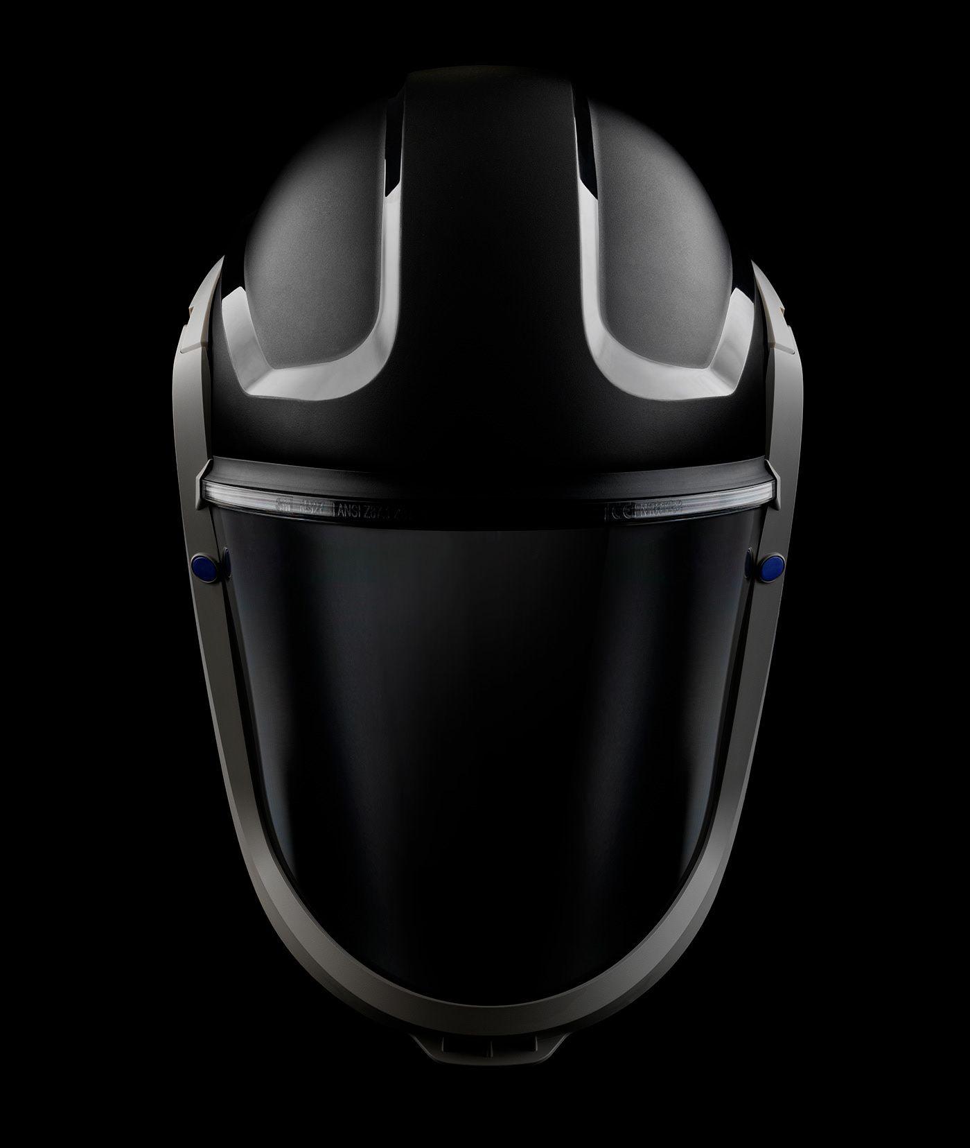 3M Versaflo MSeries Headtops on Behance in 2020 Hard