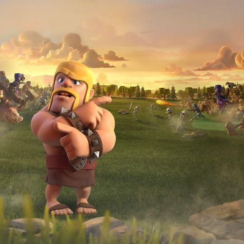Gamesjar Clash Royale Wallpaper Clash Of Clans Clash Royale Drawings Clash of clans wallpaper hd 1080p