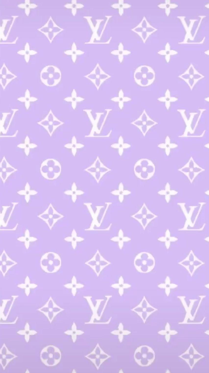 Lavender Louis Vuitton Wallpaper In 2020 Louis Vuitton Iphone Wallpaper Aesthetic Iphone Wallpaper Pretty Wallpaper Iphone