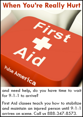 Pin By Pulse America On Cpr First Aid Classes First Aid Teaching