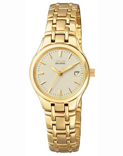 Damen uhren gold citizen