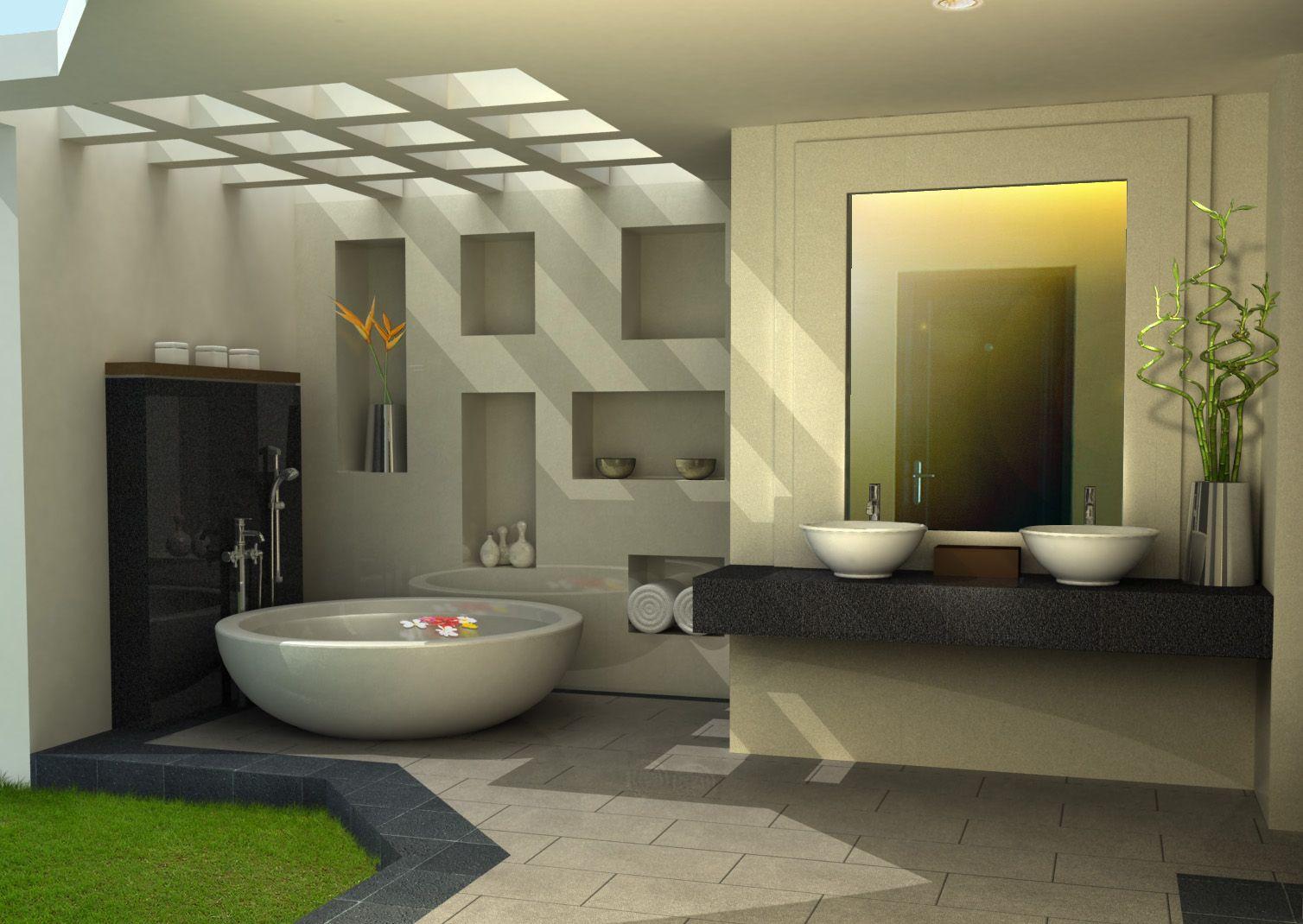 Proyek Bangunan Terpercaya Bathroom Mirror Bathroom Lighting Lighted Bathroom Mirror