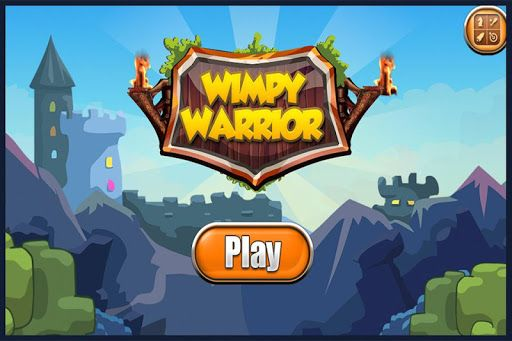 Walter Hinchcock is out to prove that he is not the Wimpy Warrior that his friends call him. He suits up and sets out for an adventure that sees him battling olga's, skeletons, and other scary creatures.<p>Choose from Walter or Shirley<br>Simple controls, Tap the left side of the screen to jump, Tap the right side of the screen to strike.  http://Mobogenie.com