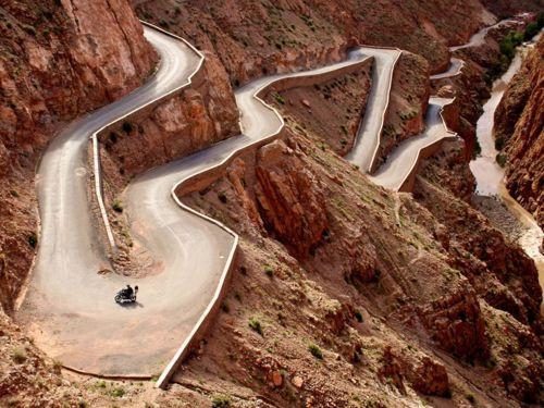 Middle Atlas Mountains, Morocco