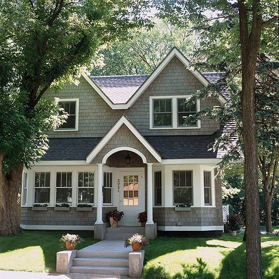 Our Best Cleaning Shortcuts Cottage Style Homes House Styles Exterior House Colors