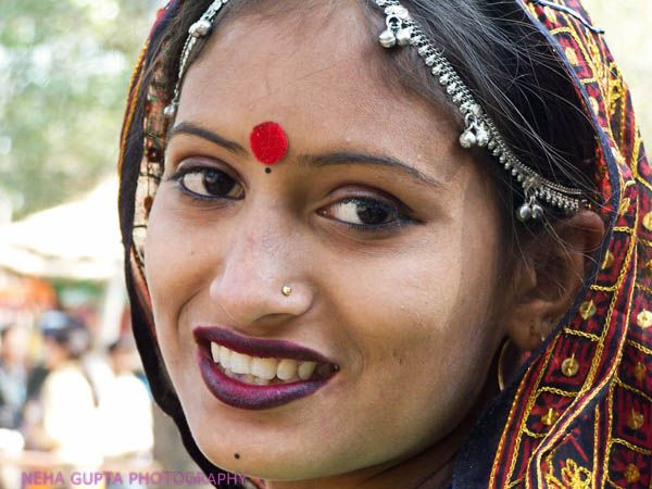 Indian Woman by Neha Gupta