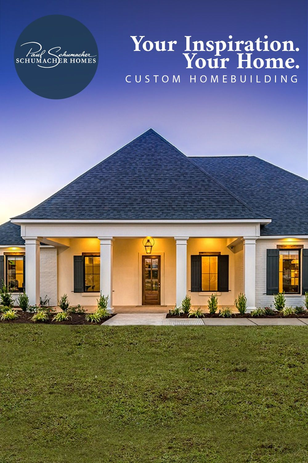 Build Your Dream Home In 2020 Cottage Style House Plans Home Exterior Makeover Dream House Exterior