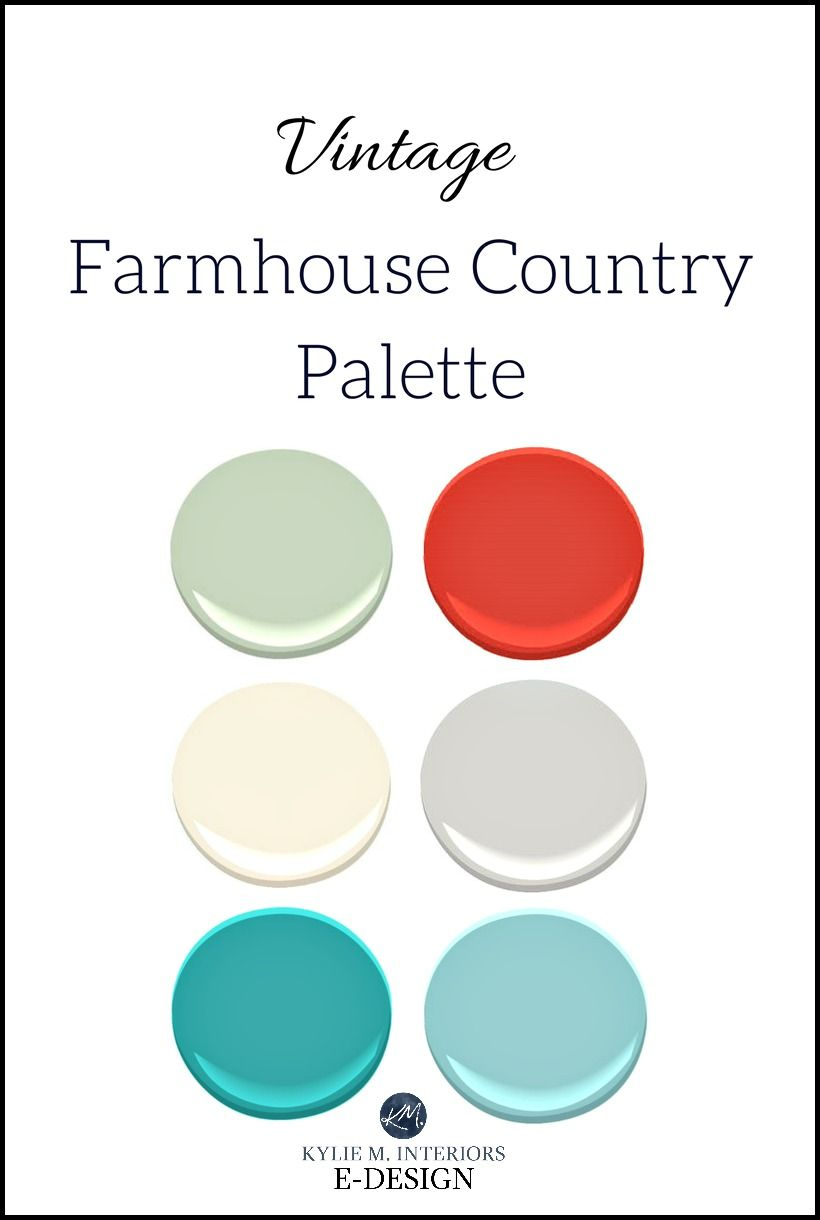 The Best Modern Farmhouse Paint Colours Benjamin Moore Kylie M Interiors Farmhouse Paint Colors Rustic Paint Colors Vintage Farmhouse
