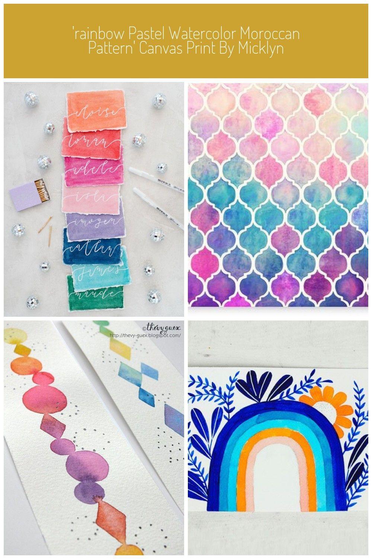 Regenbogen Aquarell Hochzeit Briefpapier Inspiration Mit Sakura