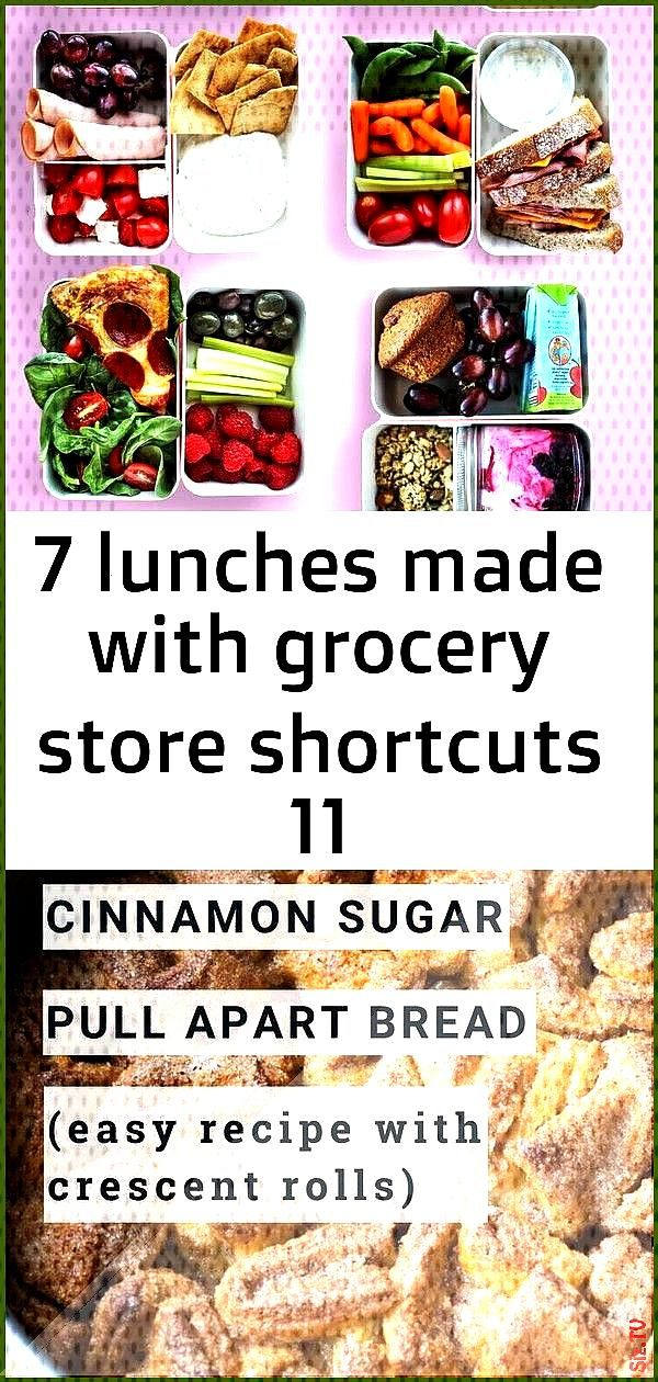 7 lunches made with grocery store shortcuts 11 7 lunches made with grocery store shortcuts 11 Charl