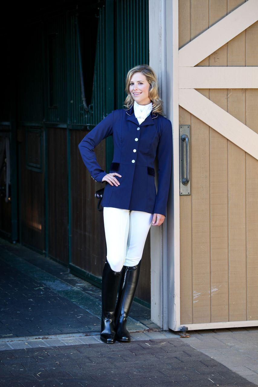 Modern Dressage Jacket « Arista Equestrian | Equestrian ...