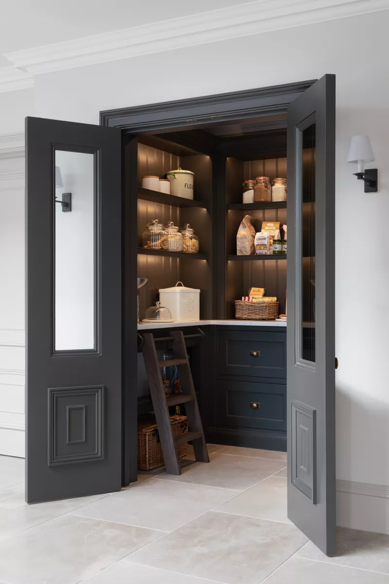 Photo of 13 Stylish Pantry Ideas We Could Stare At All Day