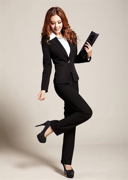 1cb92e904b7d Деловой костюм юбка девушки модели фото | деловые фото | Женский ...