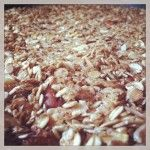Good Morning Granola Recipe (Organic  GMO Free!)