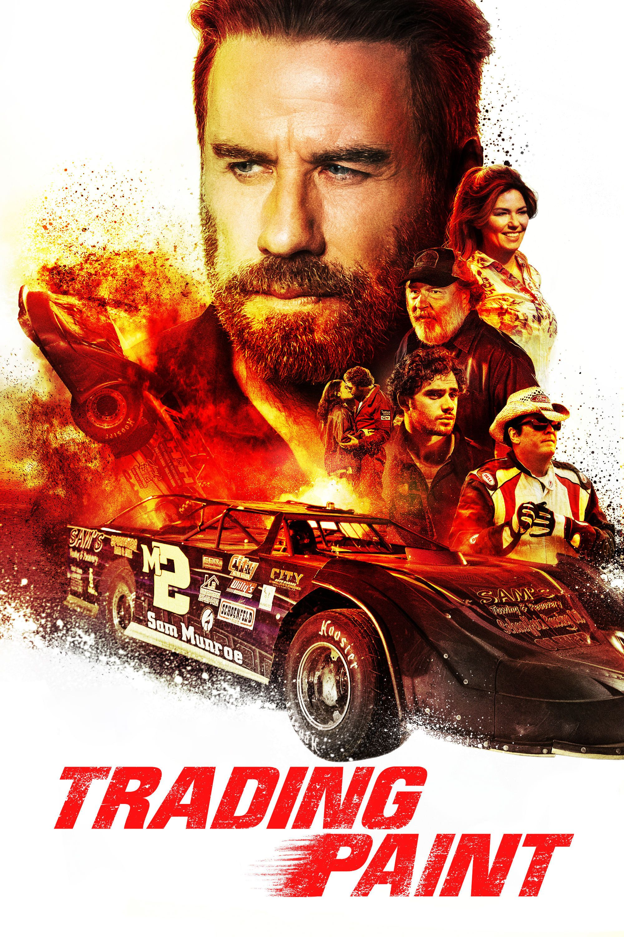 Ver Pelicula Trading Paint 2019 The Love And Rivalry Among A Racing Veteran And His Fellow Driver Peliculas Completas Ver Peliculas Completas Peliculas