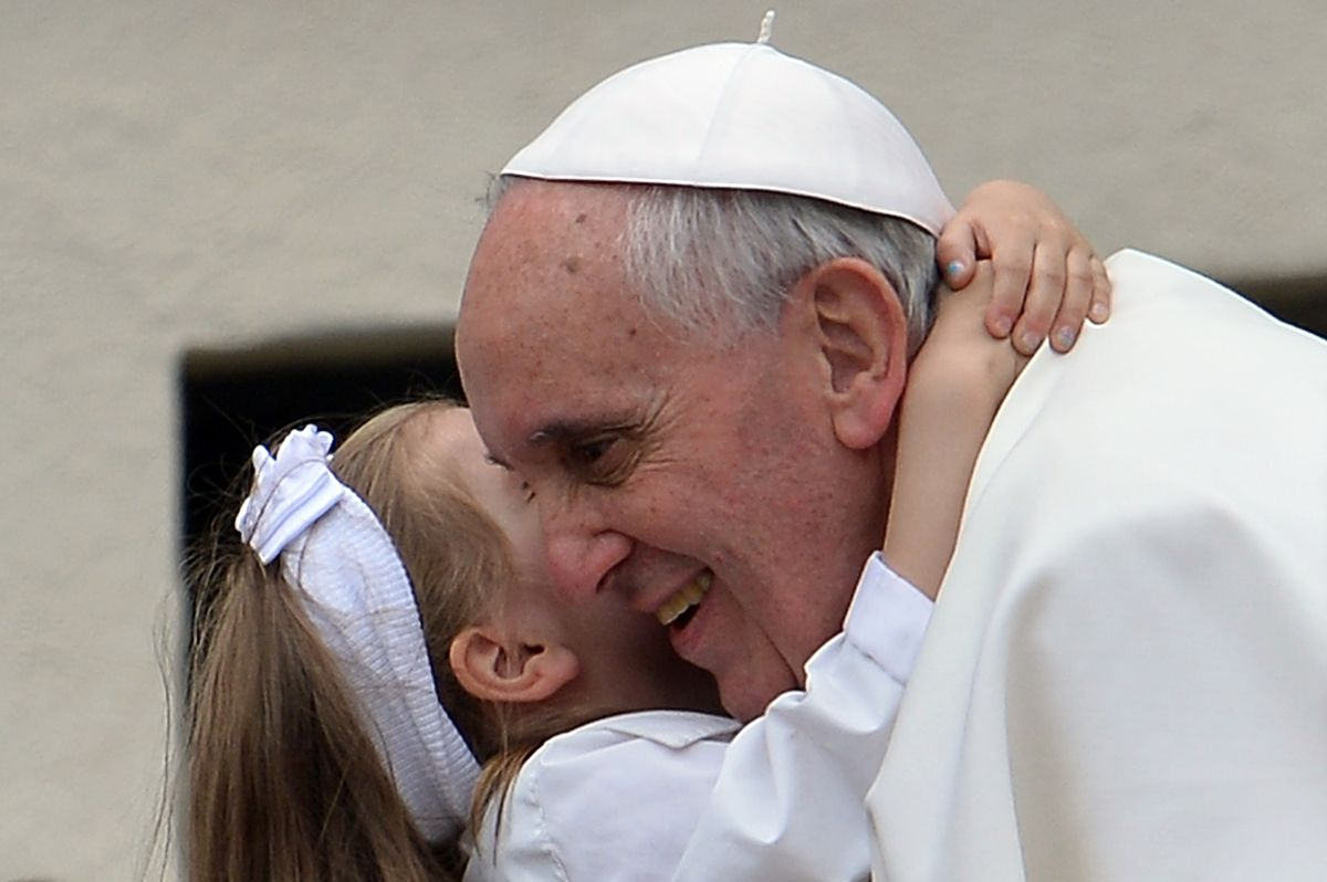 Pope Francis Acknowledges Security Threats  And Has Just One Request For  God
