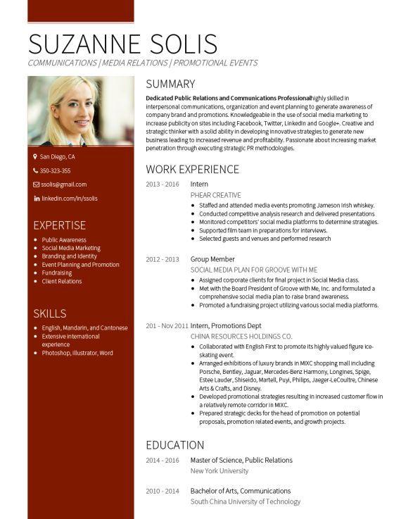 Cv Template Gallant Cv Template Curriculum Vitae Examples Visual Resume