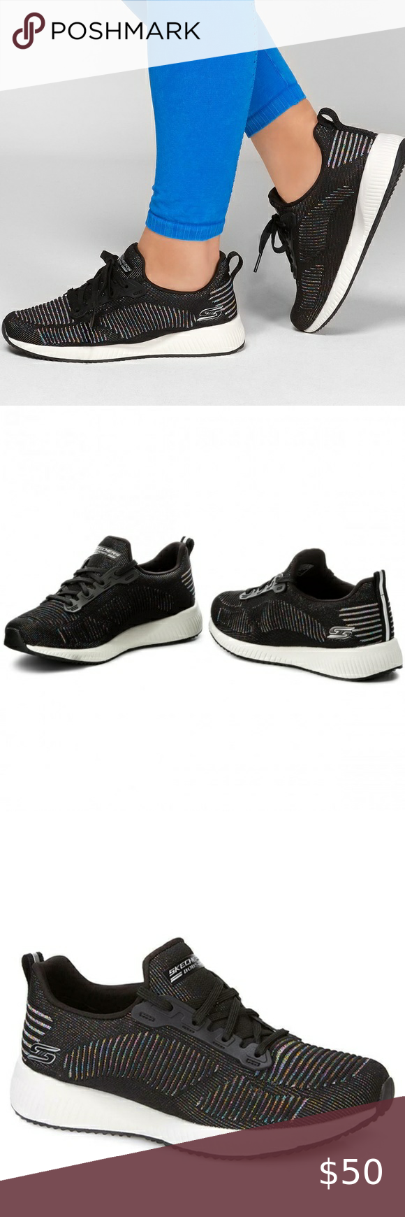 Skechers BOBS Sport Squad Multifaceted