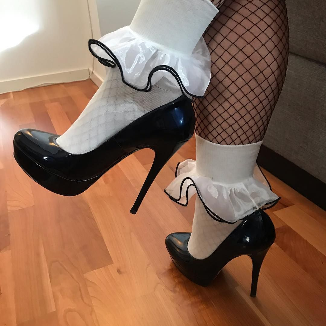 Pin by Silk Stockings on socks and