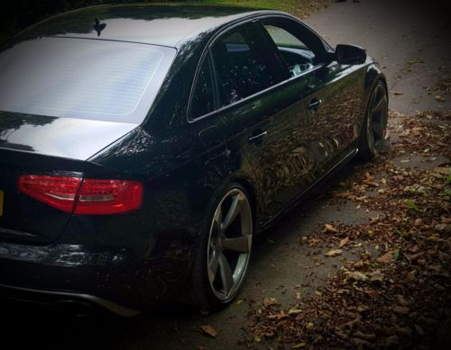 2011 Audi A4 30 Tdi Quattro 245 Bhp Speacial Edition Rs4 Spec S